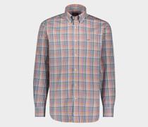 Hemd aus Popeline Bio-Baumwolle