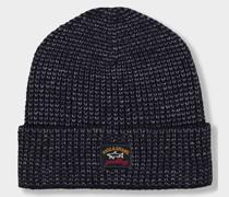 Mütze aus Wolle und Alpaka