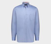 Oxford-Hemd aus Bio-Baumwolle