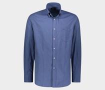 Hemd aus Oxford Baumwolle