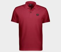 Poloshirt aus Piqué Bio-Baumwolle mit Heritage Logo