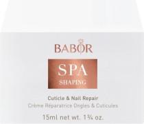 Shaping Cuticle & Nail Repair