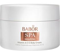 Shaping Vitamin ACE Body Cream