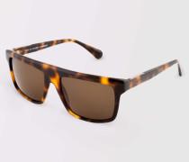 TS6509 Havana Sonnenbrille