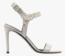 High Heels Silber