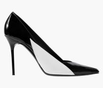 High Heels Weiß Schwarz