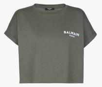 T-shirt Dunkles Khaki