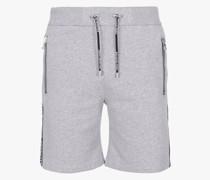 Shorts Federgrau