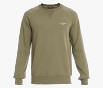 Sweatshirt Olivgrün