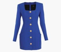 Kleid Titanblau