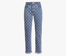 Jeans Jeansblau