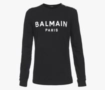 T-shirt Schwarz/weiß