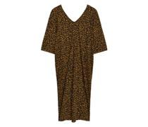 Kaftan-Kleid Mit Twist-Detail