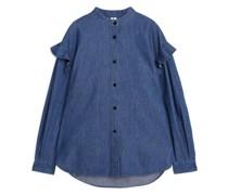 Rüschen-Shirt In Oversized-Passform