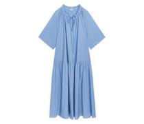 Bedrucktes Kleid In A-Linie
