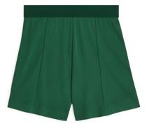 Fließende Jersey-Shorts