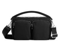 Crossbody-Tasche Mit Mehreren Fächern