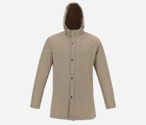 CLIVEDEN RESORT PACKABLE PARKA