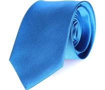 Krawatte Seide Himmelblau F19