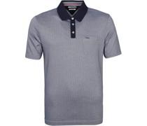 Polo Shirt Pieter Dunkelblau