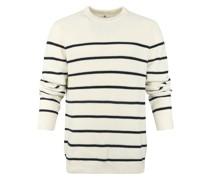Sweater Aksune Streifen Weiß