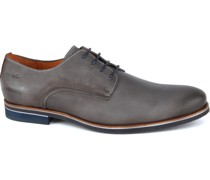 Schuh Nubuck Grau