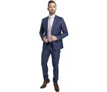 Anzug Strato Puto Blau