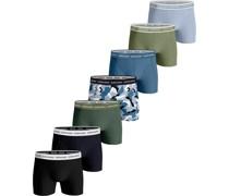 Shorts 7er-Pack Sammy Nordic Camo