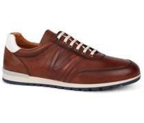 Anzano Sneaker Nubuck Cognac