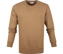 Sweater Organic Camel