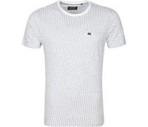 T-Shirt Munster Weiss