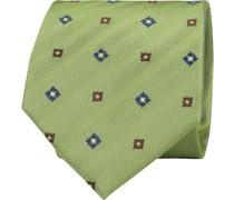 Krawatte Grun F01-32