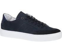 Nubuck Skave Sneaker Navy