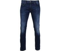 Nightflight Jeans Dunkelblau