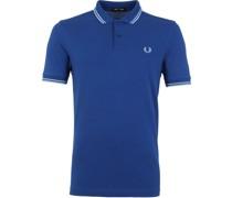 Polo Shirt M3600 Blau 955
