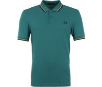 Polo Shirt M3600 Grün L24