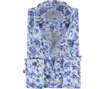 Prestige CAW Hemd Blue Safari