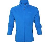 Miracle Fleece Jacke Blau