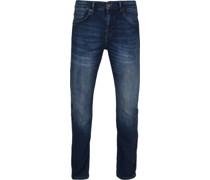 Seaham Jeans Blau