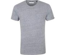 T-Shirt Recycle Grau