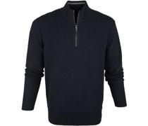 Pullover Half Zip Navy