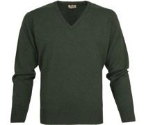 Pullover Grün V