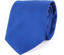 Krawatte Royal Blau 01C