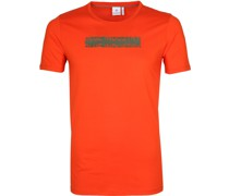 T-Shirt Logo Orange