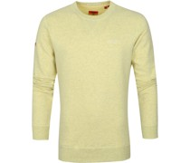 LA Beach Sweater Gelb