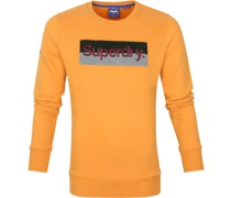 Sweater Workwear Orange