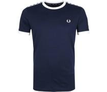 T-Shirt Dunkelblau M6347