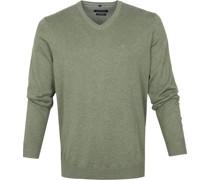Pullover Army Grün