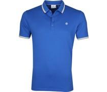 Poloshirt M24 Blau
