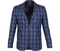 Prestige Blazer Captiva Amqui Karo Blau